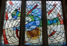 Manchester Cathedral  Fraser Chapel - Stained glass window by Mark Cazalet, installed in 2001 | Flickr - Photo Sharing!