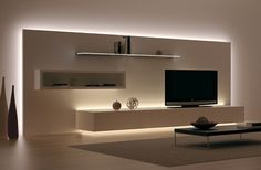 LED Cool White Strip Light