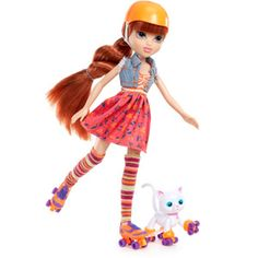 Moxie Girlz Scootin Style Kellan Doll