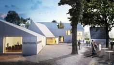 MUNICIPIO DI DENKLINGEN Architecture competition