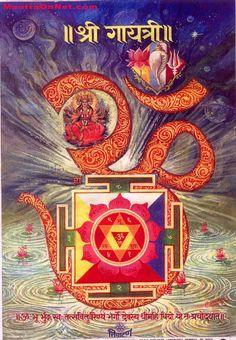 "theworldpulse: ""Gayatri yantra """