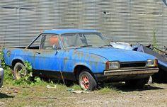 Ford capri pickup truck...