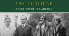 Coolidge Presidential Scholarship Program is only open United States citizens or legal permanent residents currently attending high school abroad.