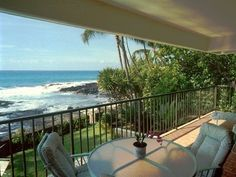 Traveler Reviews for Hale Pohaku Vacation Rentals —  Very Private Oceanfront Condo Steps from Beach, Water, Turtles. 2 Bedrooms, 2 Baths (Sleeps 4). On the Kona Coast of the Big Island of Hawaiʻi.