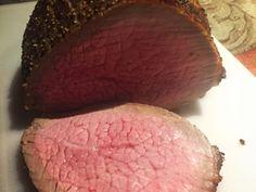 500°f Eye-Of-Round Roast