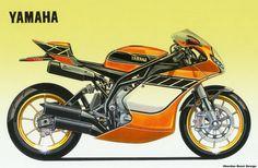 Yamaha RZ 250 by Hayashi Custom
