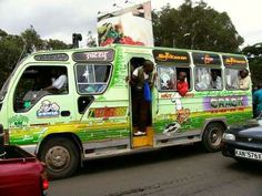 Funny and Awful Replies People Get In Matatus (Part 1)