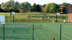 Hull University | new sports grounds | facilities on campus
