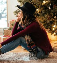 AEO Waffle Knit Raglan Sweater