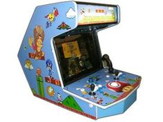 New Widescreen Bartop Arcade Machine Mame 2 Player Diy