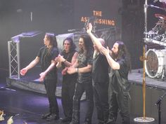 Goodbye's from Dream Theater at Carre' Amsterdam 22 Feb.2016