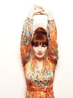 BBC Radio 1's presenter Alice Levine will be presenting the ALCATEL ONETOUCH Fashion Theatre on Saturday 5th December this year! #Clothesshow