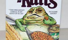 Star Wars Thursday: Crunchy Goodness Edition