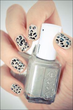 Essie leopard