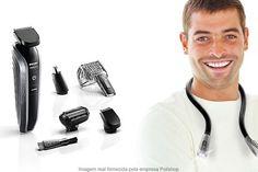 Aparador Philips e luminária portátil Aparador Multigroom Pro Philips com frete grátis – ganhe luminária Hug Light (parcele sem juros)
