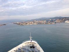 Genova quando arrivi (Laura)