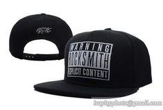 RockSmith Explicit Snapback Black 583337502745