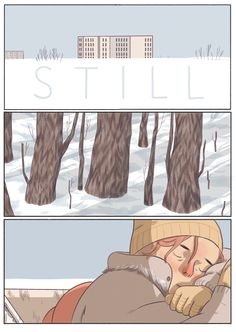 Shhh!: First two pages of Still, a short story I've done...