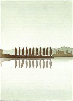 :: Yan Nascimbene from Italo Cavino's Palomar ::