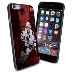Chicago Blackhawks NHL, WADE1312 Hockey iPhone 6 4.7 inch Case Protection Black Rubber Cover Protector WADE CASE http://www.amazon.com/dp/B00WQ3IFUQ/ref=cm_sw_r_pi_dp_sOyFwb1YJVVSW