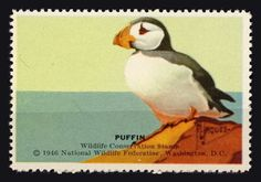 1946 puffin stamp