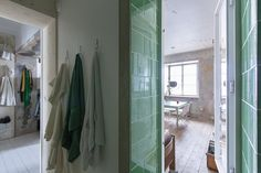 Tiny Former Storage Unit Transformed Into Lovely, Cozy Micro-Apartment 10