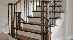 Ironwood Connection Houston - Staircase Remodeling & Custom Stair Installation. Call for a free quote.