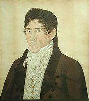 Mr. Willson, Levi Jones (of Union, NH), c. 1825
