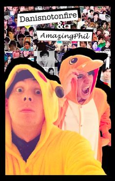 Wallpaper of Dan and Phil ❤️❤️❤️❤️