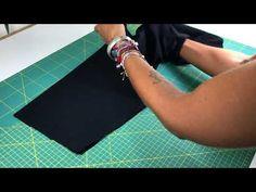(26) Πώς ράβουμε κολάν - YouTube Sewing Tutorials, Sewing Ideas, Youtube, Crafting, Cook, Patterns, Recipes, Fashion, Scrappy Quilts