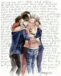 1D. 6 años. One direction. Junio 2016