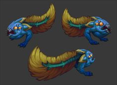 """""""BLUBBER BUSTERS"""" Game Dev Blog - Page 9 - Polycount Forum"""