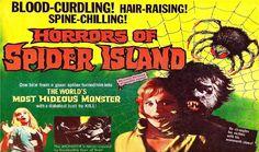 Horrors of Spider Island - Full Length Horror Movies #horror #scary #spider #spiders #films #movies