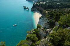#Baia delle #Zagare - Zagare #Bay #Gargano #Puglia #Apulia #ItaliaIT #sea #mare