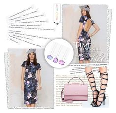 """""""V/II Stayingsummer"""" by maya-devojka ❤ liked on Polyvore featuring Pusheen, WithChic and Katie"""