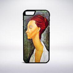 Amedeo Modigliani - Ritratto Di Lunia Czechowska Phone Case – Muse Phone Cases