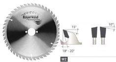HM Handkreissägeblätter WZ von Ø 100mm bis Ø 240mm