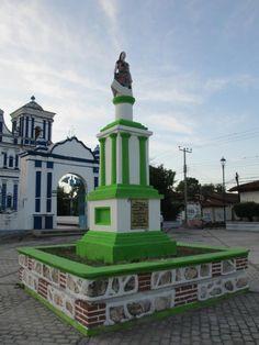 SANTA MARIA, EN TEHUANTEPEC, OAXACA