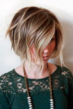 Stacked Bob Haircuts for Fine Hair