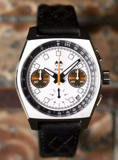 Manchester Watch Works - Morgan chrono