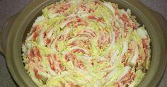 白菜と豚肉のはさみ鍋 by まーちゃんクック [クックパッド] 簡単おいしいみんなのレシピが257万品