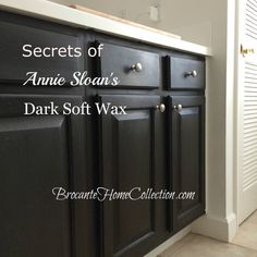 Sarasota Update #11 – Secrets of Annie Sloan Dark Soft Wax – Brocante Home