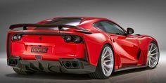 2019 Ferrari 812 Superfast by Novitec N-Largo - Best quality free high resolution car images - Maserati, Bugatti, Lamborghini, Grand Prix, Toyota Autos, Ferrari 812 Superfast, Honda, New Luxury Cars, Auto Motor Sport