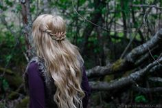 The wood elf : Photo