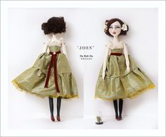 "Art Doll ""Joon"" 
