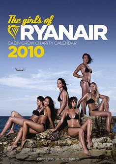 The Girls Of Ryanair 2010