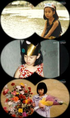 KARA Seungyeon's baby photos reveal her unchanging looks