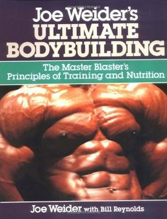 Joe Weider's Ultimate #Bodybuilding. My parents had several of these types of magazines (90's issues) lying around since they were bodybuilding at the time. I used to enjoy looking at all these crazy looking men and women looking strangely huge