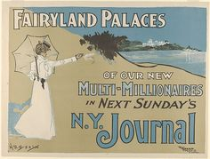 Fairland Palaces of Our New Multi-Millionaires, N.Y. Journal