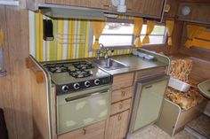 Very similar to ours originally..except we hv yellow appliances:))